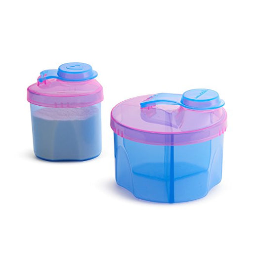 Munchkin Formula Dispenser Combo x 2 Count, Colors May Vary