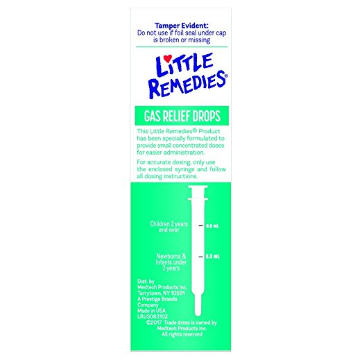 Little Remedies Gas Relief Drops 0.5oz