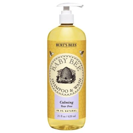 Burt's Bees Baby Shampoo & Wash, Calming, 21 Ounces