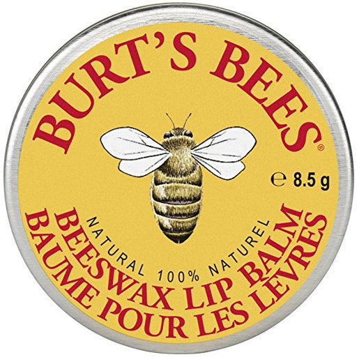 Burt's Bees Lip Balm Tin, Beeswax ,0.3 Ounce