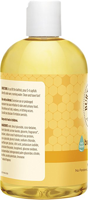 Burt's Bees Baby Bubble Bath Original, 12 Ounces
