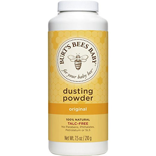 Burt's Bees Baby 100% Natural Dusting Powder, 7.5 Ounces