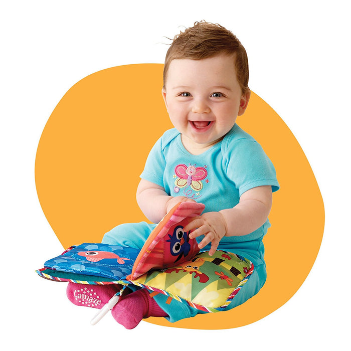 Lamaze Classic Discovery Book