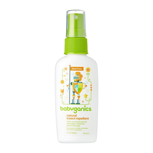 Babyganics Natural Insect Repellent, 2 Ounce