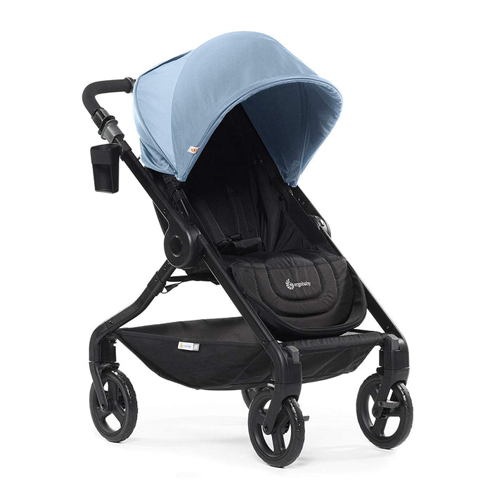 Ergobaby 180 Reversible Compact Stroller - Misty Blue