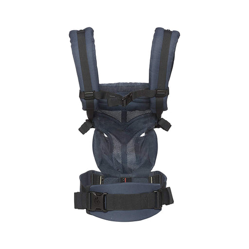 Ergobaby Carrier Omni 360 All Carry Positions Baby Carrier with Cool Air Mesh - Midnight Blue