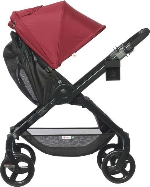 Ergobaby 180 Reversible Compact Stroller - Red