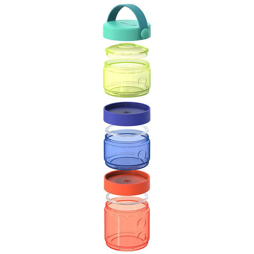 Skip Hop Grab & Go Baby Food Formula Storage Tower Set