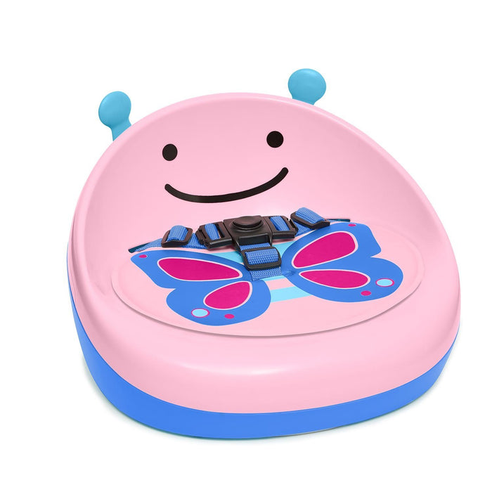 Skip Hop Booster Seat Zoo Butterfly