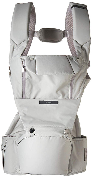 ÉCLEVE Pulse Ultimate Comfort Hip Seat Baby & Child Carrier - Dove