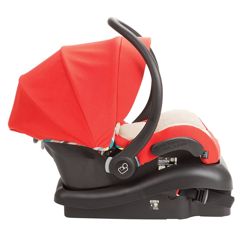 Maxi Cosi Mico AP Infant Car Seat Special Edition Bohemian Red