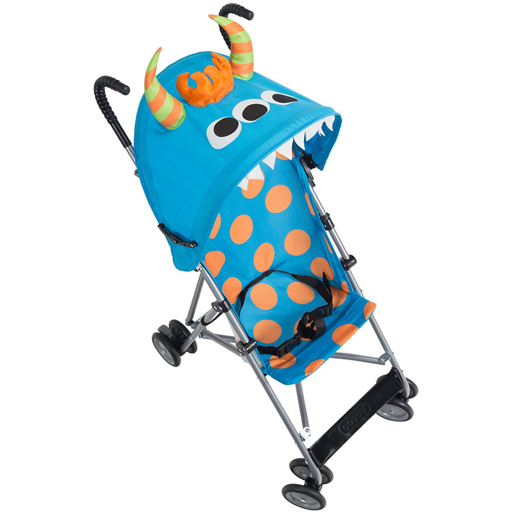 Cosco Character Umbrella Light Weight Compact Stroller >>Monster Sydney
