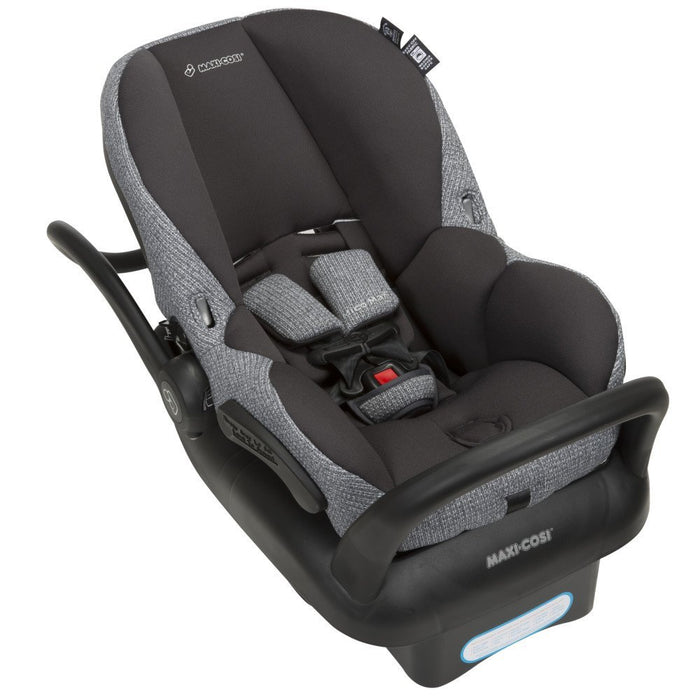 Maxi-Cosi** Mico Max 30 Infant Car Seat Special Edition Shadow Grey Sweat