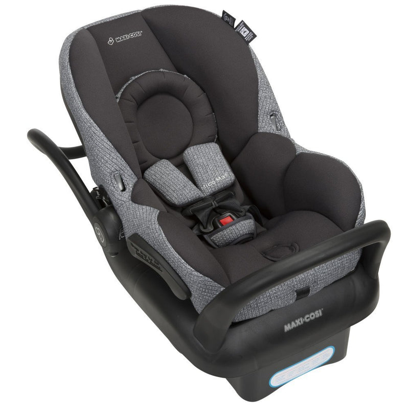 Maxi Cosi Mico Max 30 Infant Car Seat Special Edition Shadow Grey Sweat