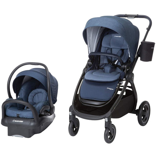 Maxi Cosi Adorra Travel System Stroller & Infant Car Seat - Nomad Blue