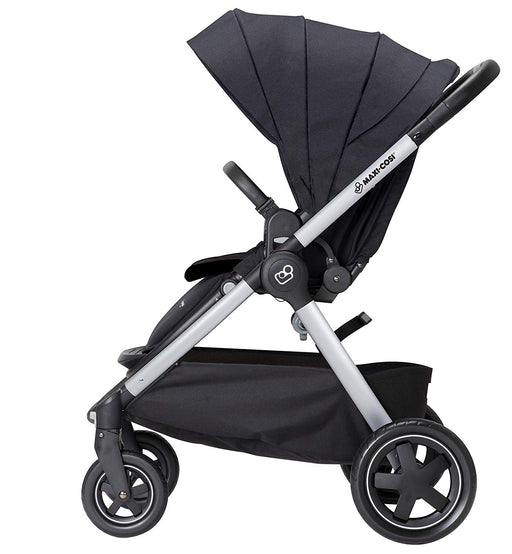 Maxi Cosi Adorra Travel System Stroller & Infant Car Seat - Night Black