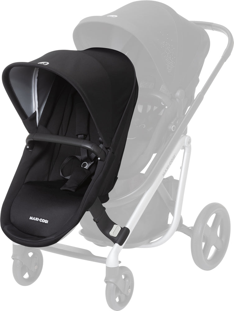 Maxi Cosi Lila Duo Kit Double Stroller Kit (Front Seat Only) - Nomad Black