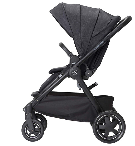 Maxi Cosi Adorra Travel System Stroller & Infant Car Seat - Nomad Black