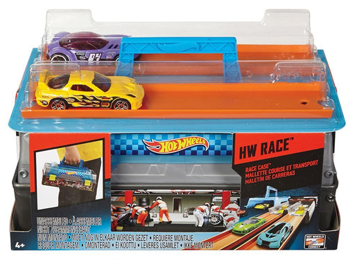 Hot Wheels Race Case Track Set CFC81