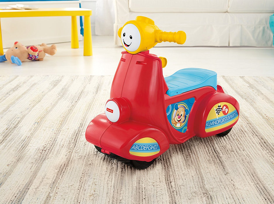 Fisher Price, Laugh & Learn Smart Stages Scooter