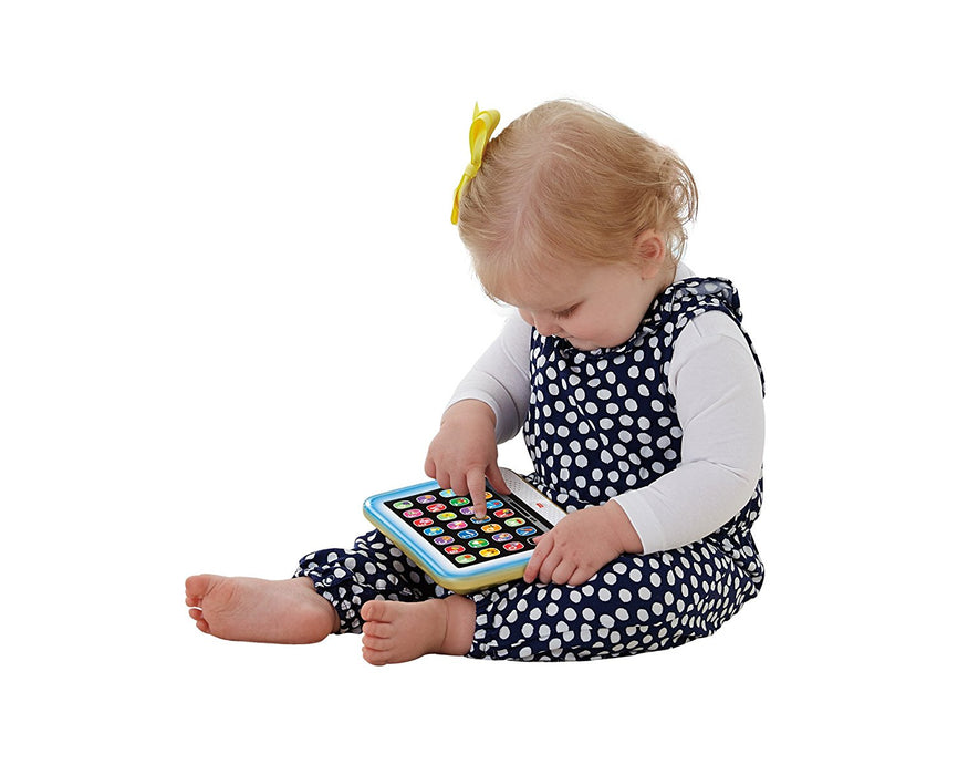 Fisher Price, Laugh & Learn Smart Stages Tablet, Gold