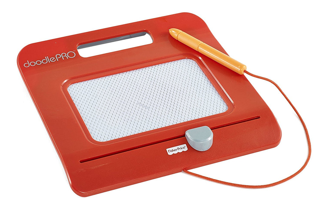 Fisher Price, DoodlePro Trip, Red