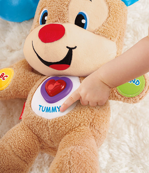 Fisher Price, Laugh & Learn Smart Stages Puppy (with Bonus DVD)