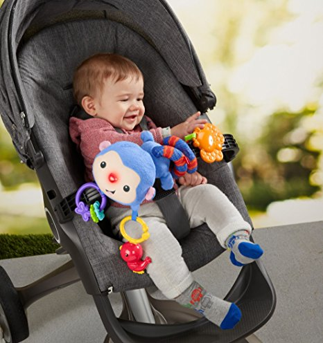 Fisher Price, Rainforest Stroller Pals