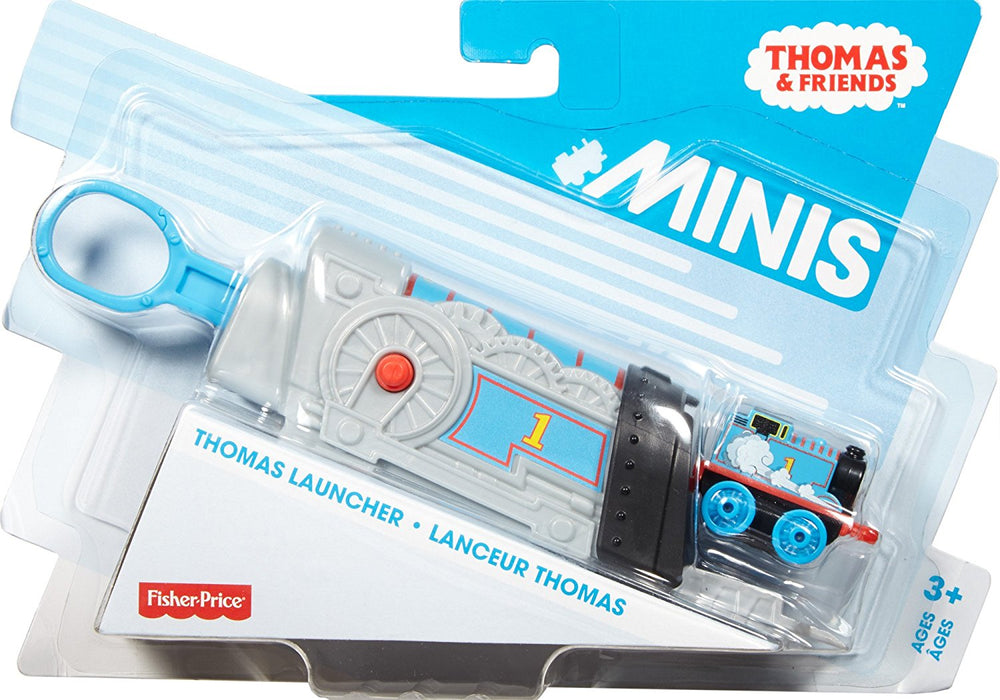 Fisher Price, Thomas & Friends MINIS Thomas Launcher