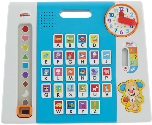 Fisher Price Laugh & Learn Puppy's A to Z Smart Pad