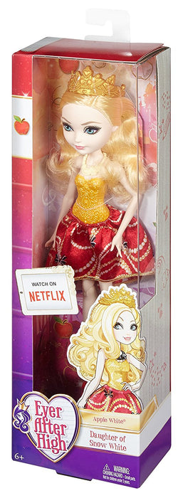 Ever After High Doll, Apple White