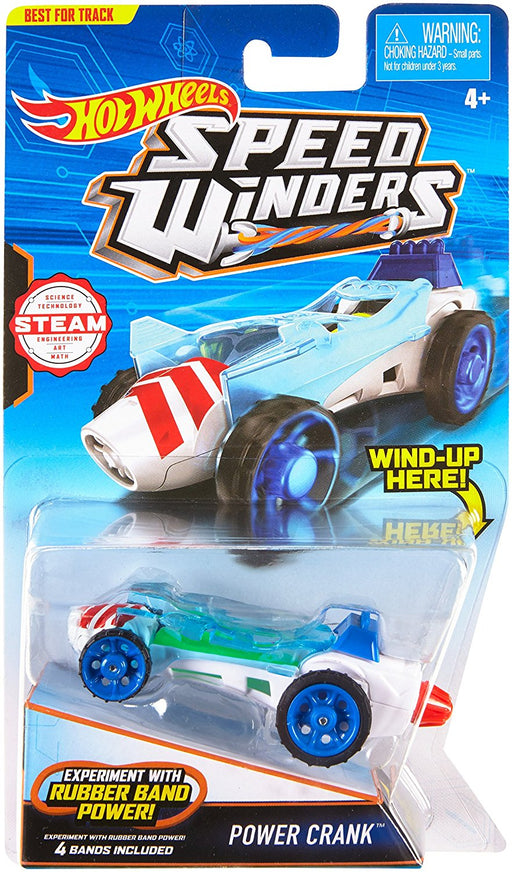 Hot Wheels Speed Winders Rubber Burner DPB72