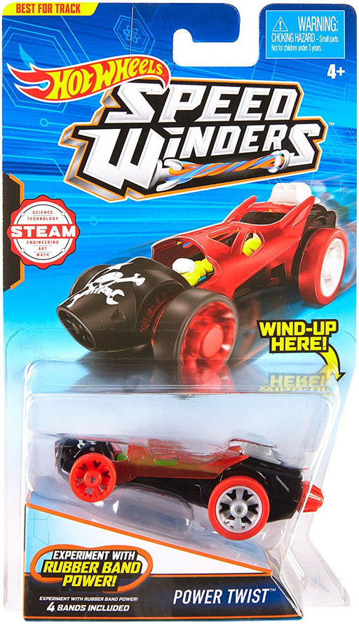 Hot Wheels Speed Winders Rubber Burner DPB75