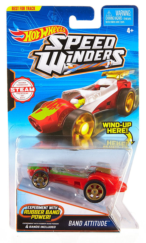 Hot Wheels Speed Winders Rubber Burner DPB74