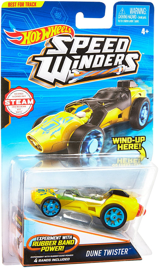 Hot Wheels Speed Winders Rubber Burner DPB76