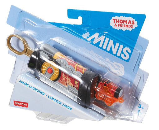 Fisher Price, Thomas & Friends MINIS, James Launcher Train