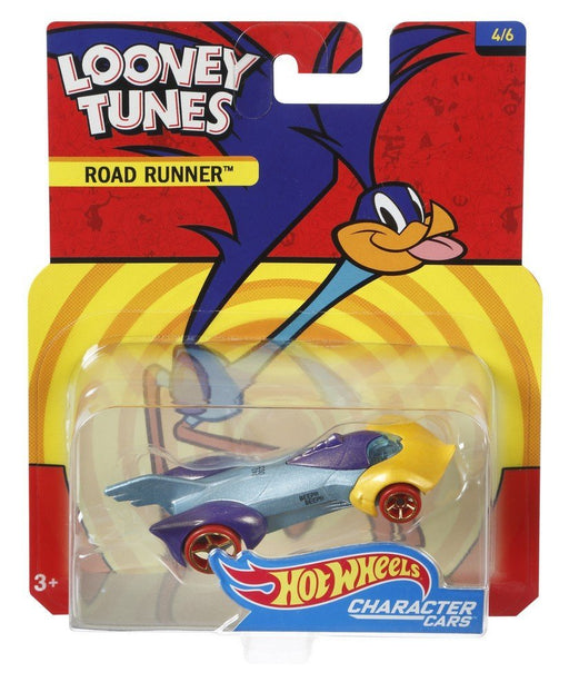 Hot Wheels Looney Tunes Roadrunner Vehicle DXT12