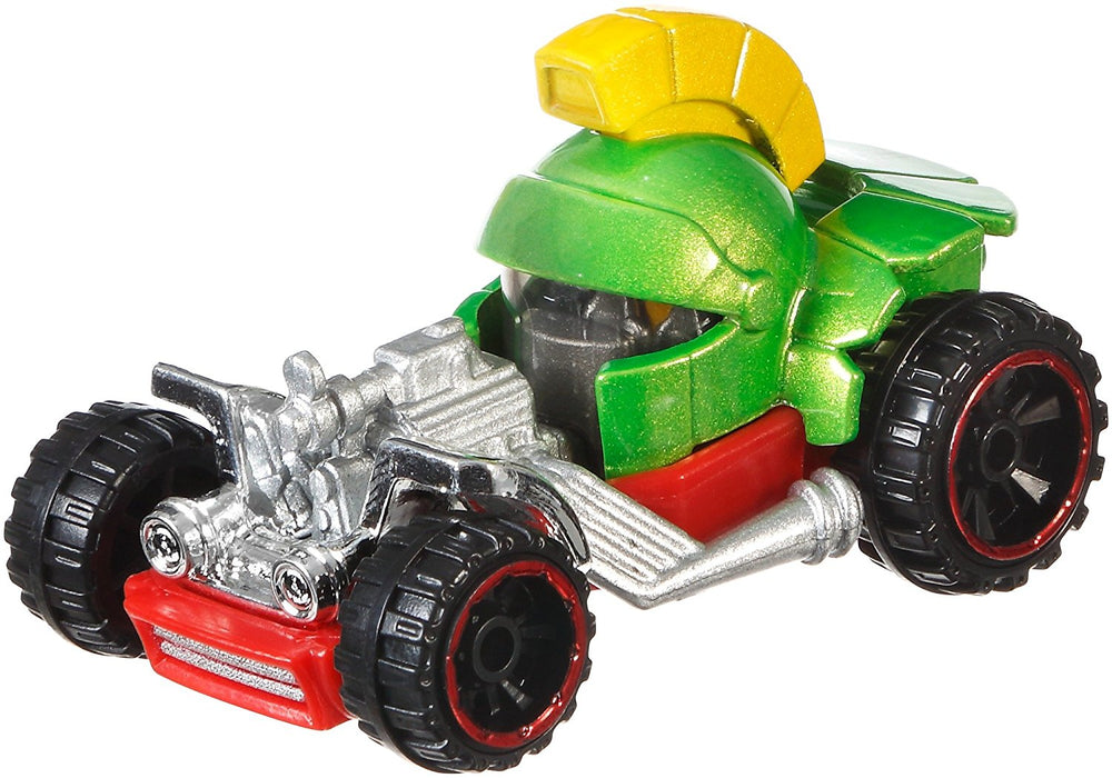 Hot Wheels Looney Tunes Marvin the Martian Vehicle DXT15
