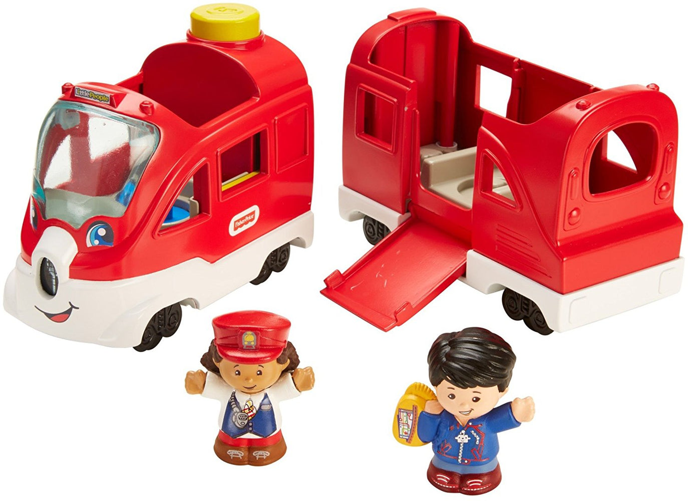 Fisher Price, Little People Friendly Passengers Train