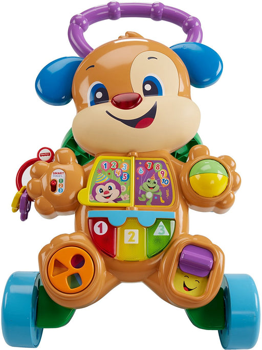 Fisher Price, Laugh & Learn Smart Stages Learn with Puppy Walker