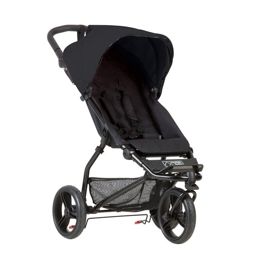 Mountain Buggy Mini V3.1 Stroller - Black