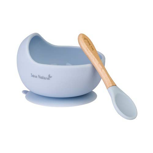 SARO - Wave Bowl Feeding Set