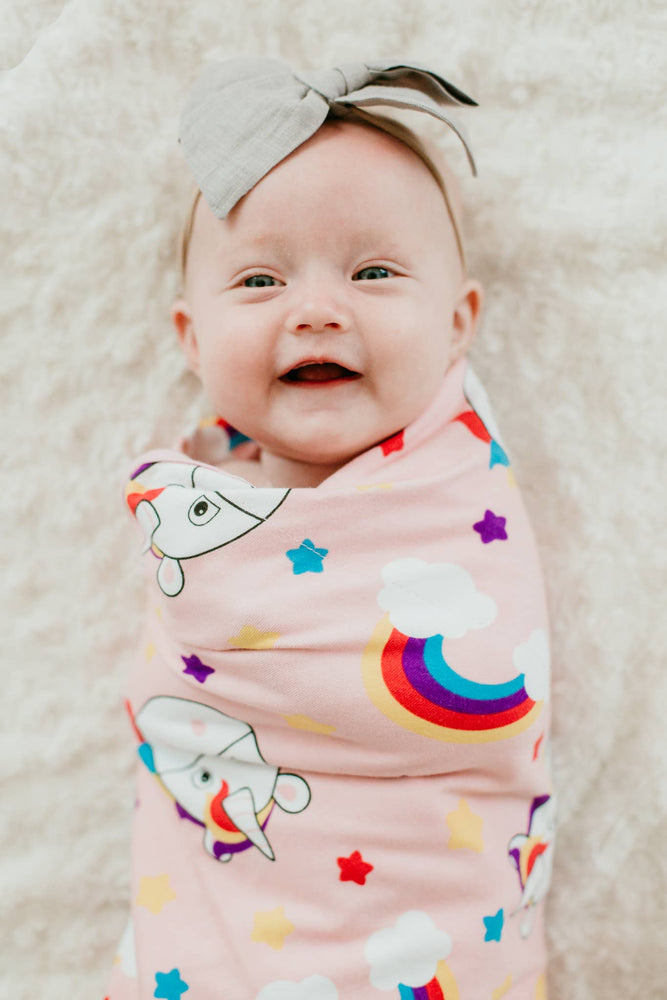 Yikes Twins - Baby swaddle Blanket