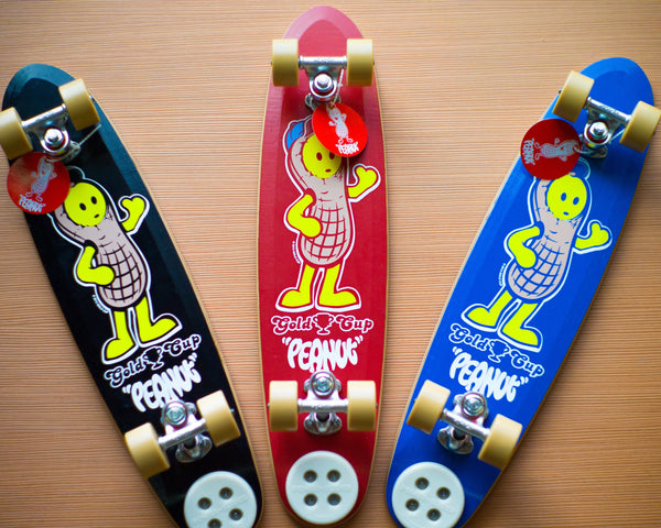 Lance Mountain Doughboy Peanut Complete Skateboard