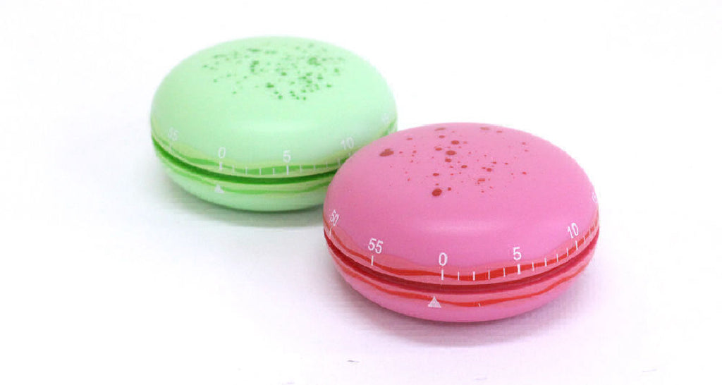 Modern First Year Anniversary Gift Macaroon Kitchen Timer