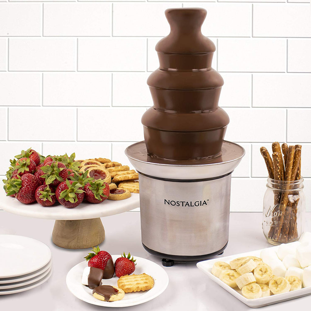 Chocolate Fountain- Fondue Fountain