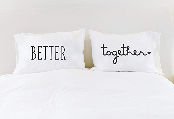 Couples Pillows- Better Together Pillows