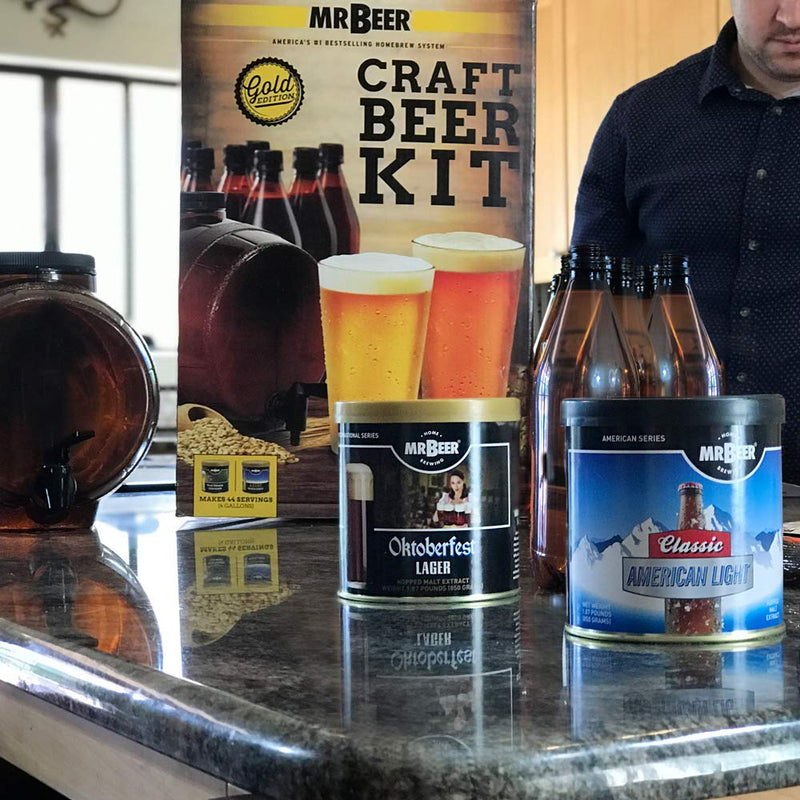 Craft Beer Making Kit