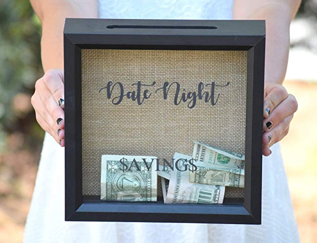Date Night Savings Box- Money Saving Box