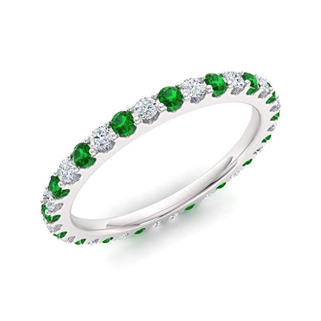 Emerald Ring- 55th Anniversary Ring